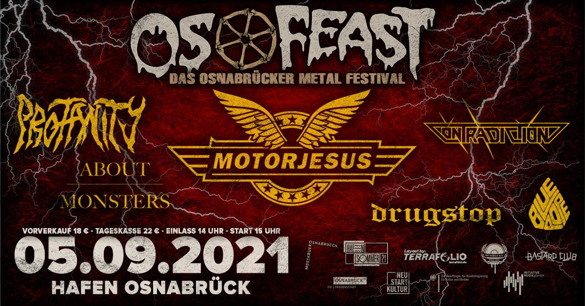 Ticket OS-Feast 2021